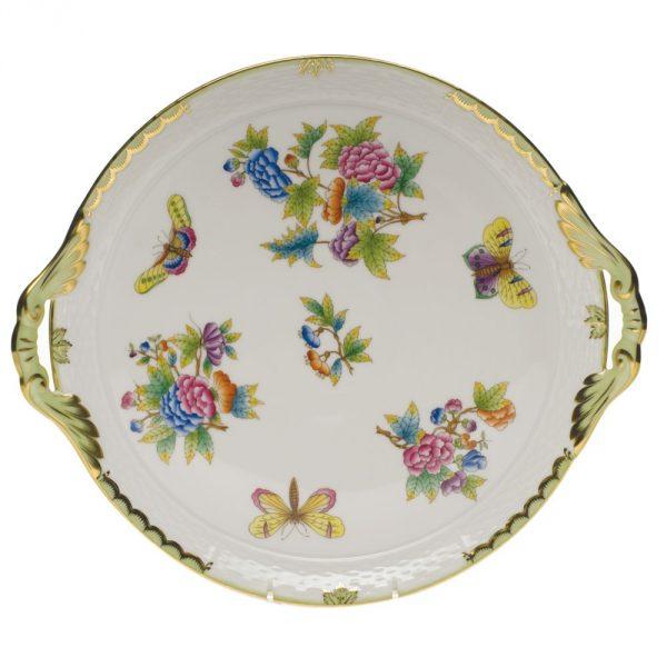 Cake Plate -Queen Victoria