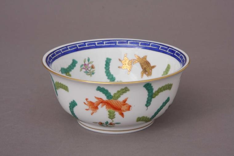 Bowl on foot - Chinese Fish