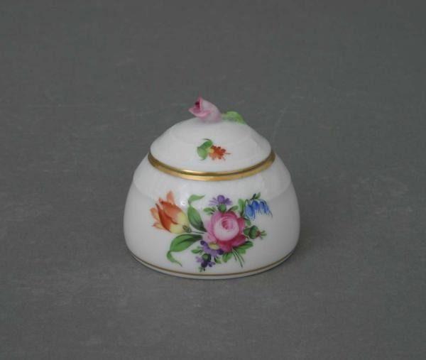Honey pot, rose knob - Printemps