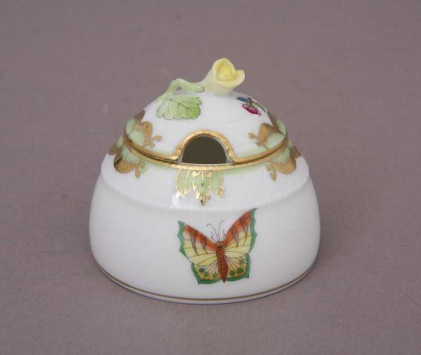 Honey pot, rose knob-vba-small-victoria