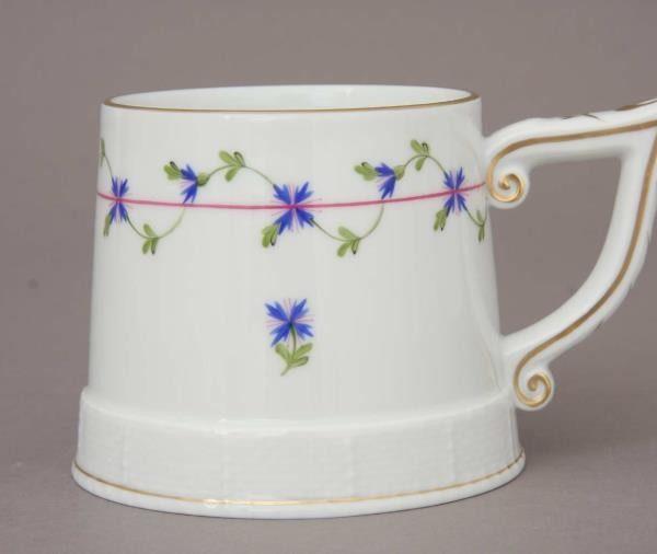 Milk Mug - Petite Blue Garland