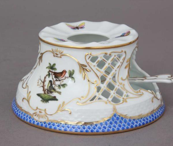 Tea stove - Rothschild Bird w. edge