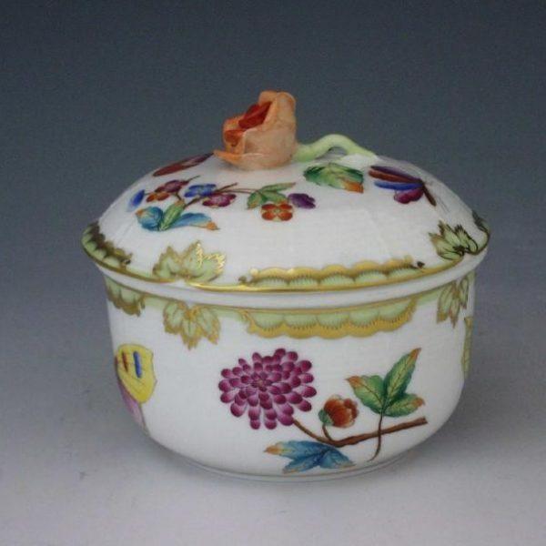 Sugar basin, rose knob - Museum Victoria