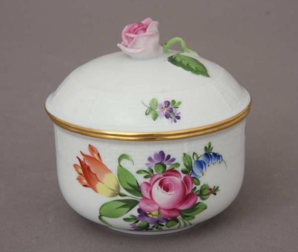 Sugar basin, rose knob - Printemps
