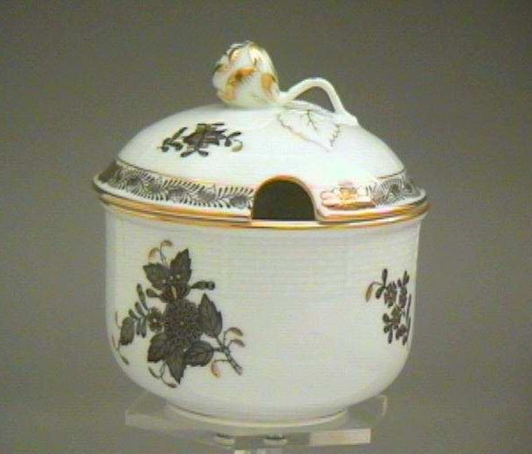 Honey Pot, rose knob - Chinese Bouqet (Assorted Colors)