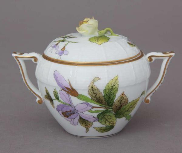 Sugar basin, rose knob - Royal Garden