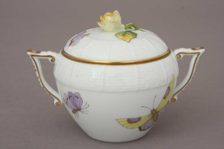 Sugar basin, rose knob - Royal Garden Butterfly