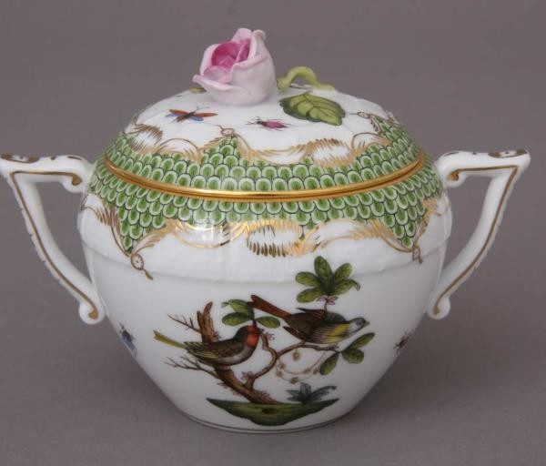 Sugar basin, rose knob - Rothschild Bird-Green