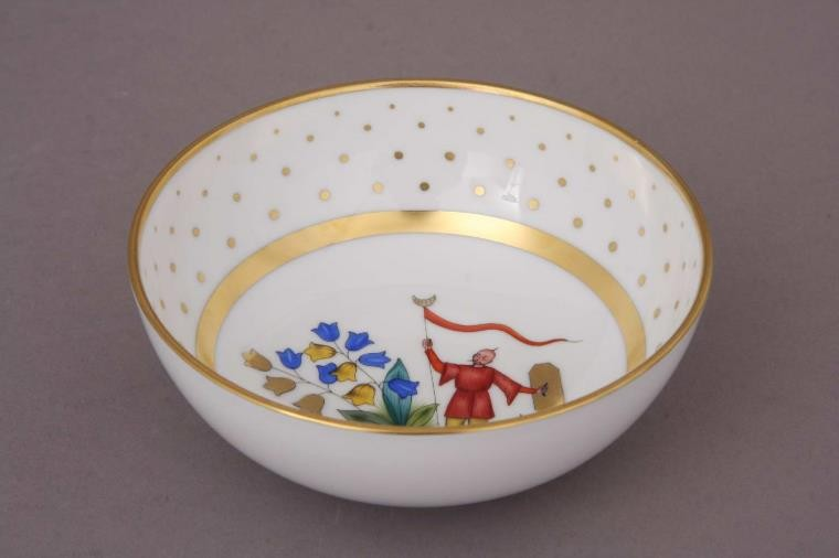 Cereal Bowl - Oriental Showmen Minimal
