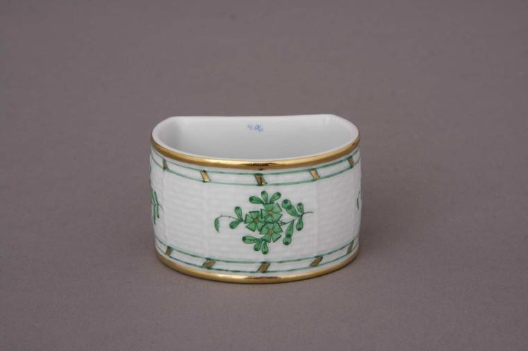 Napkin ring - Chinese Bouquet Green