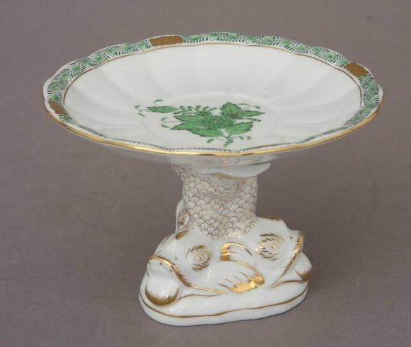 Ornamental Cup - Chinese Bouquet Green