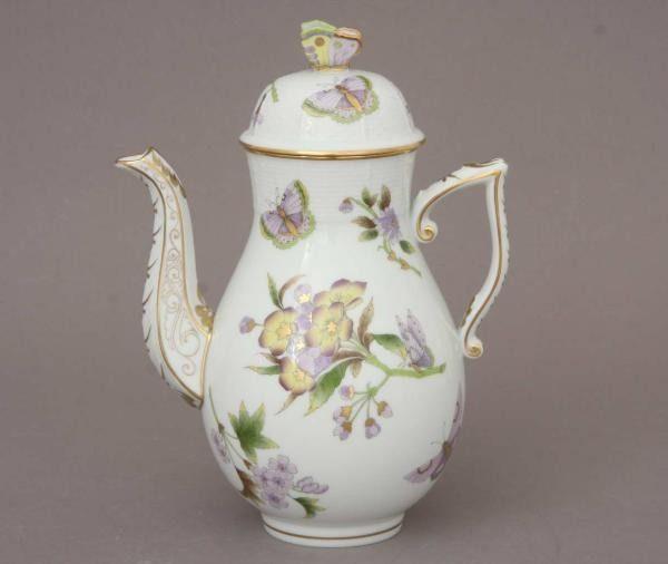 Coffee Pot, bud knob - Royal Garden