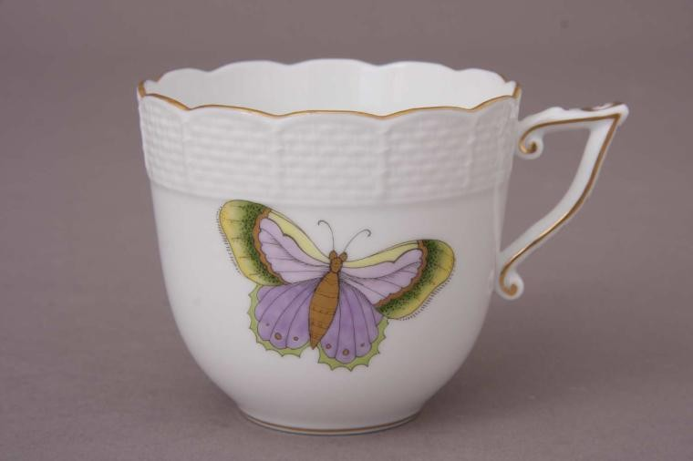 Coffee Cup - Royal Garden Butterfly
