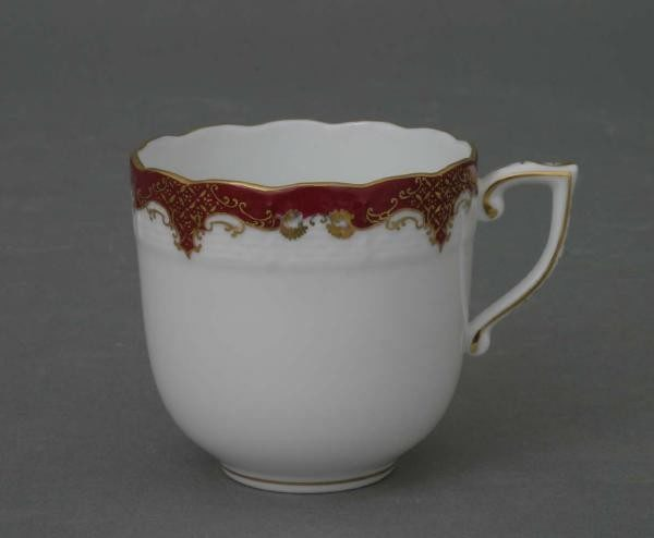 Espresso Cup and Saucer - Amanda