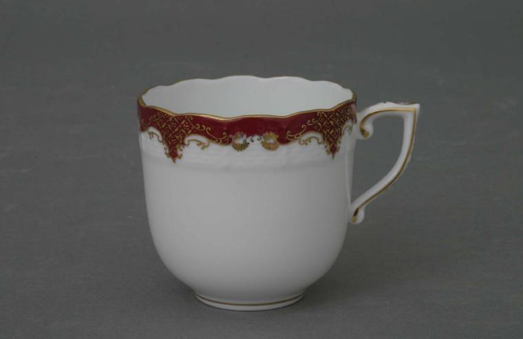 Espresso Cup and Saucer - Amanda