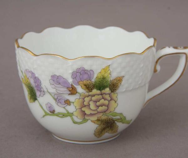 Espresso Cup - Royal Garden Flowers
