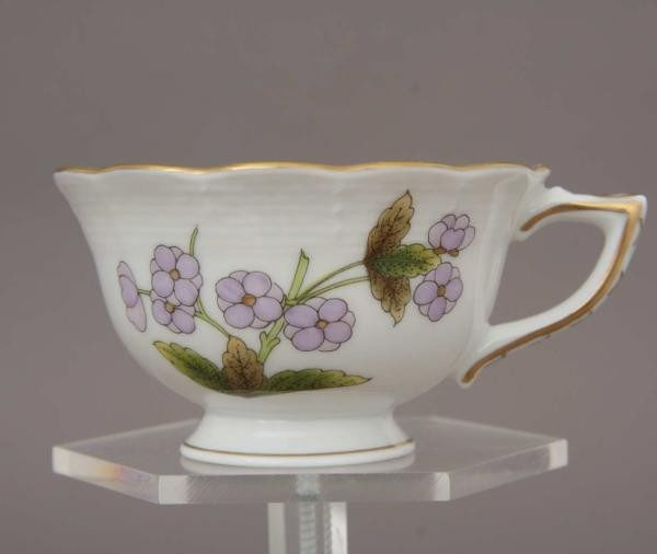 Coffee Cup and Saucer - Royal Garden Flowers