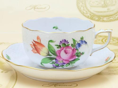 Teacup and Saucer - Printemps