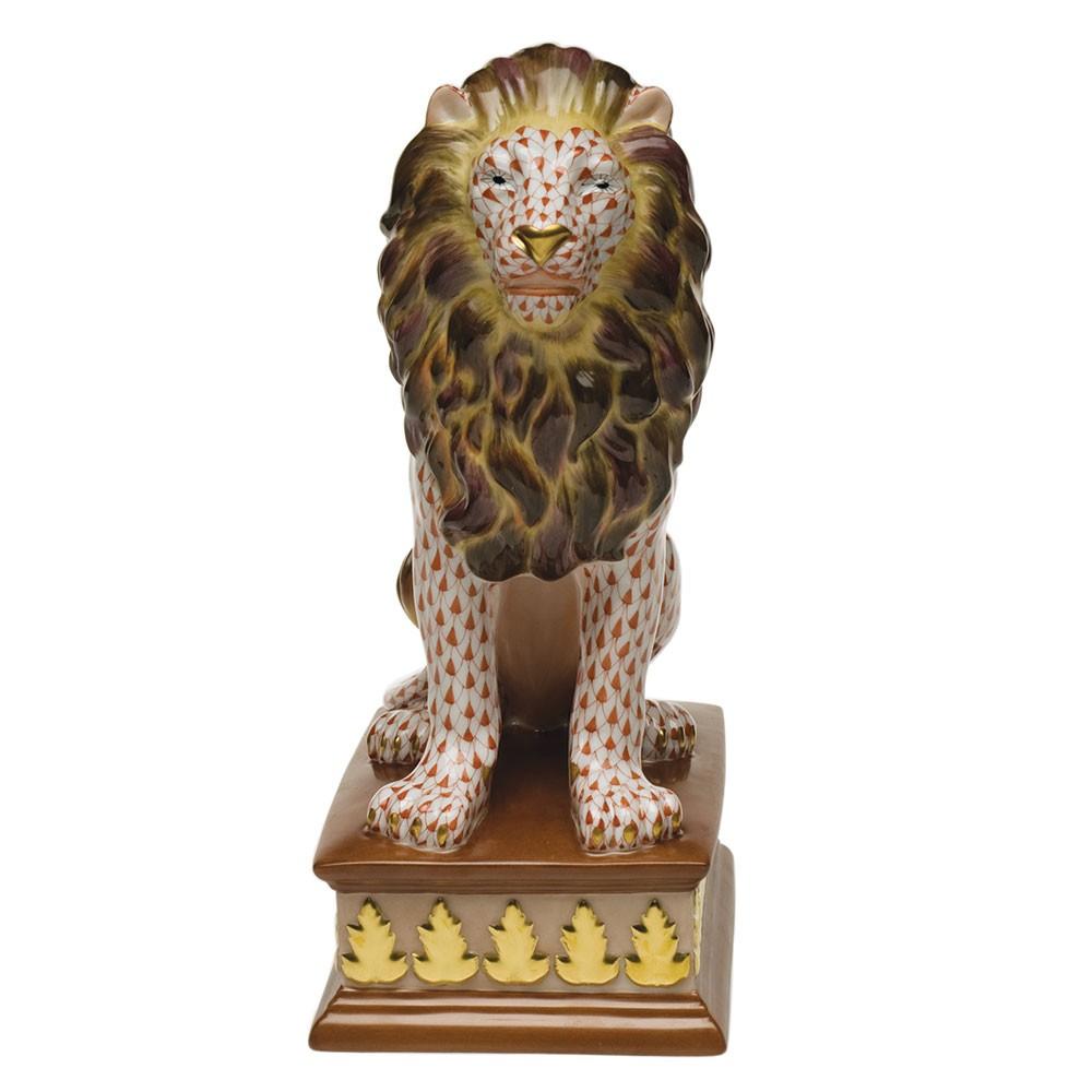 Lion on Pedestal - Limited Edition (250 pcs)