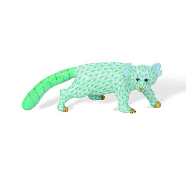Bear - Fishnet Green