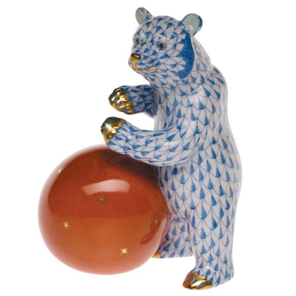 Bear with ball