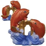 Carps at Dragon's Gate - Limited Edition (250 pcs)