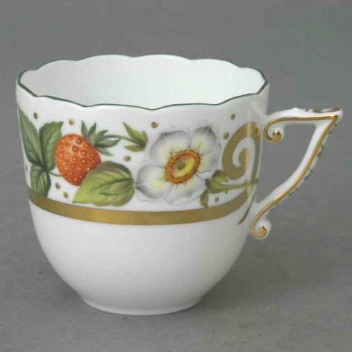 Coffee Cup - Berries, Gold Edition