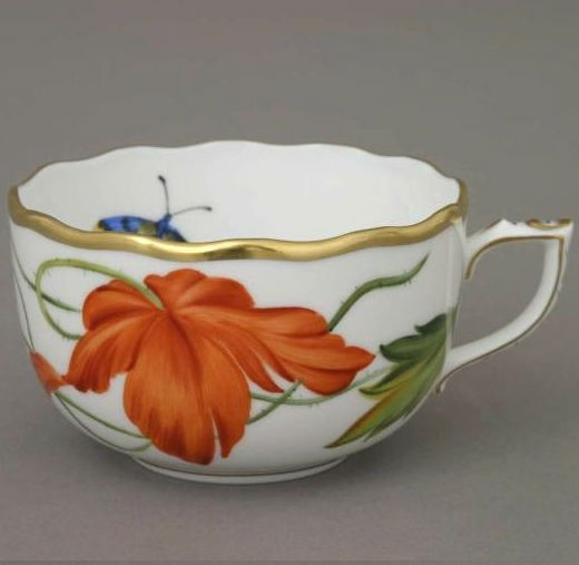 Teacup - American Spring Flower Edition