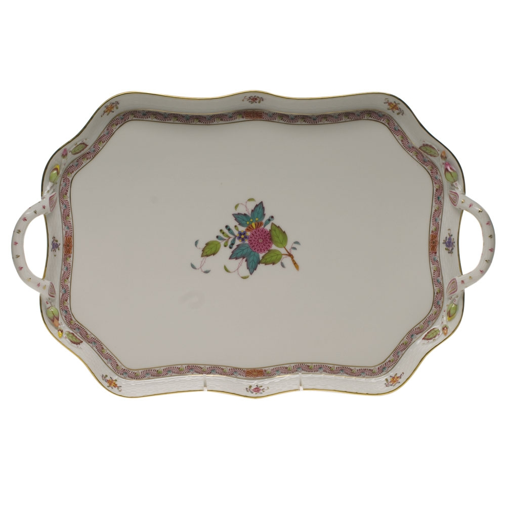 Tray - Chinese Bouquet