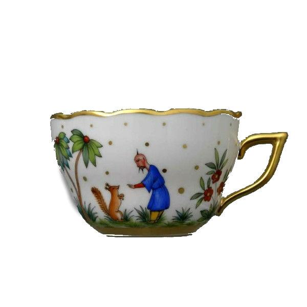 Teacup and Saucee - Oriental Showmen