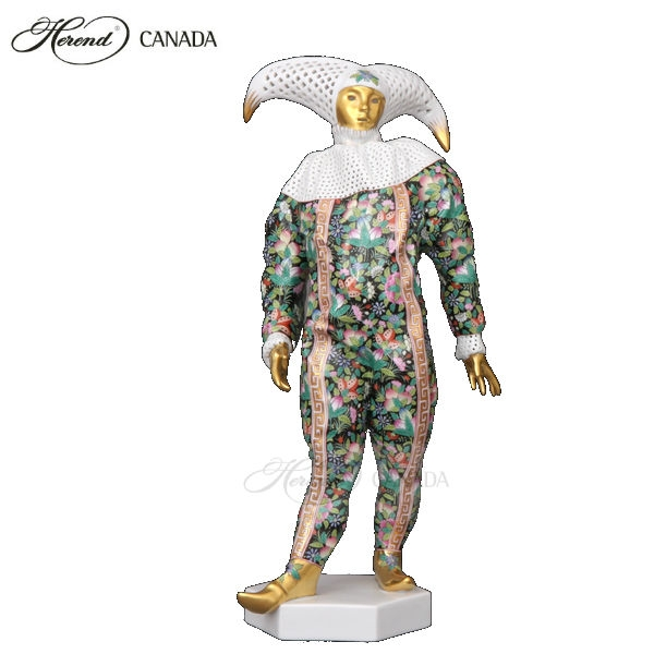 Carnival man - Venetian Collection - Limited Edition (100 pcs)
