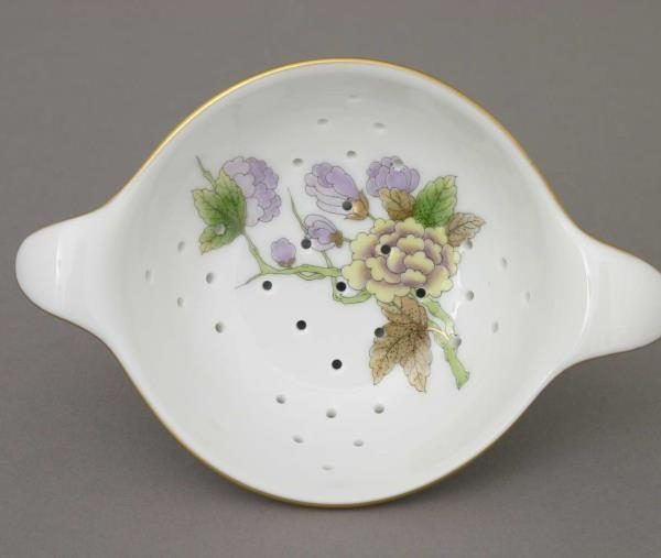 Tea Strainer - Royal Garden Flowers