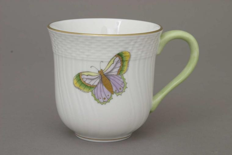 Milk Mug - Royal Garden Butterfly