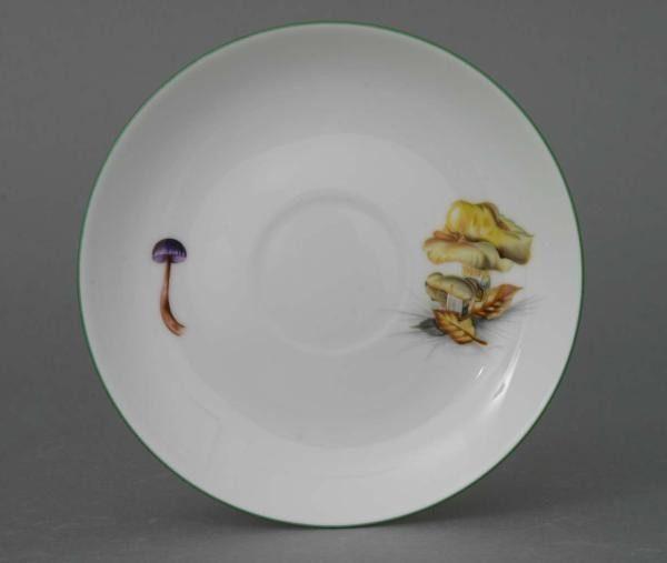 Coffee-Saucer - Mushroom Edition