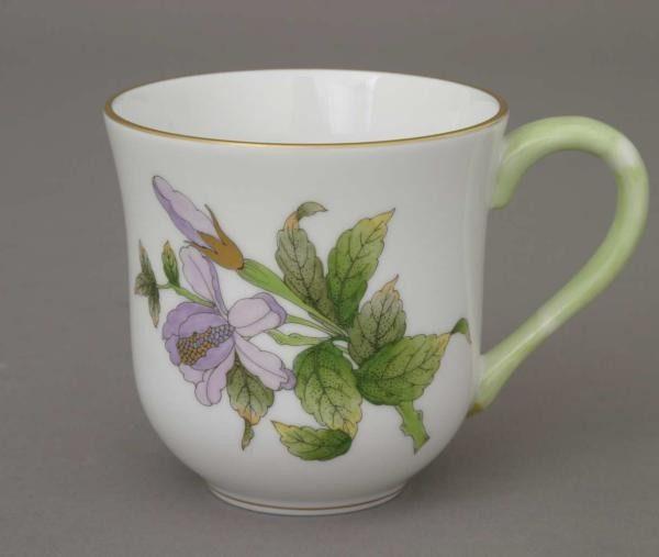 Milk Mug - Royal Garden Flowers