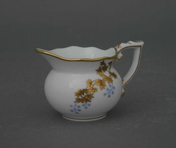 Creamer- Bamboo & Butterfly, small