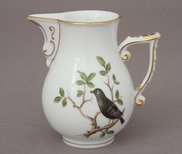 Medium Milkjug - Songbird