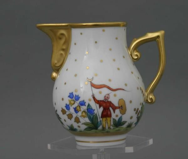 Milkjug - Oriental Showmen, medium
