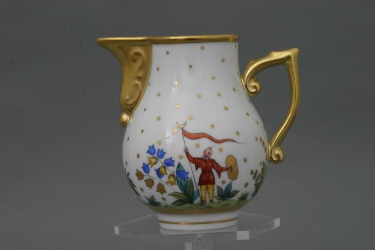 Milkjug - Oriental Showmen, medium