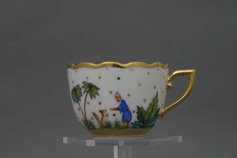 Espresso Cup - Oriental Showmen