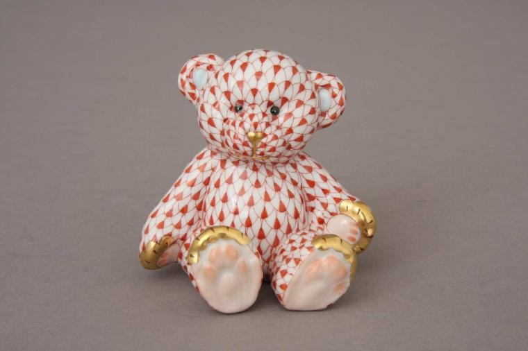 Teddy Bear - Full Fishnet Colors