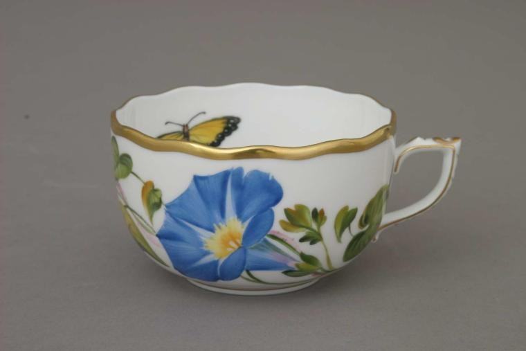 Teacup and Saucer - American Spring Flower Edition
