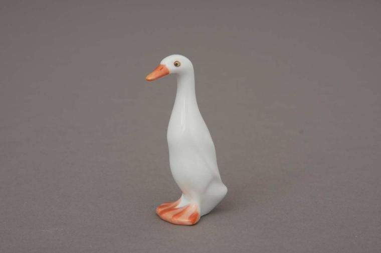 Duck, standing, miniature