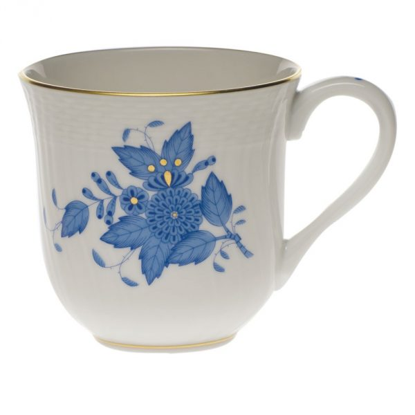 Milk Mug - Chinese Bouquet (Assorted Colors)