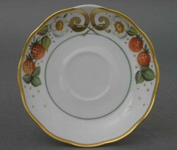 Coffee -Saucer - Berries Gold Edition