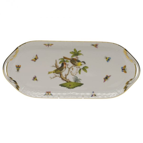 Sandwich tray - Rothschild Bird