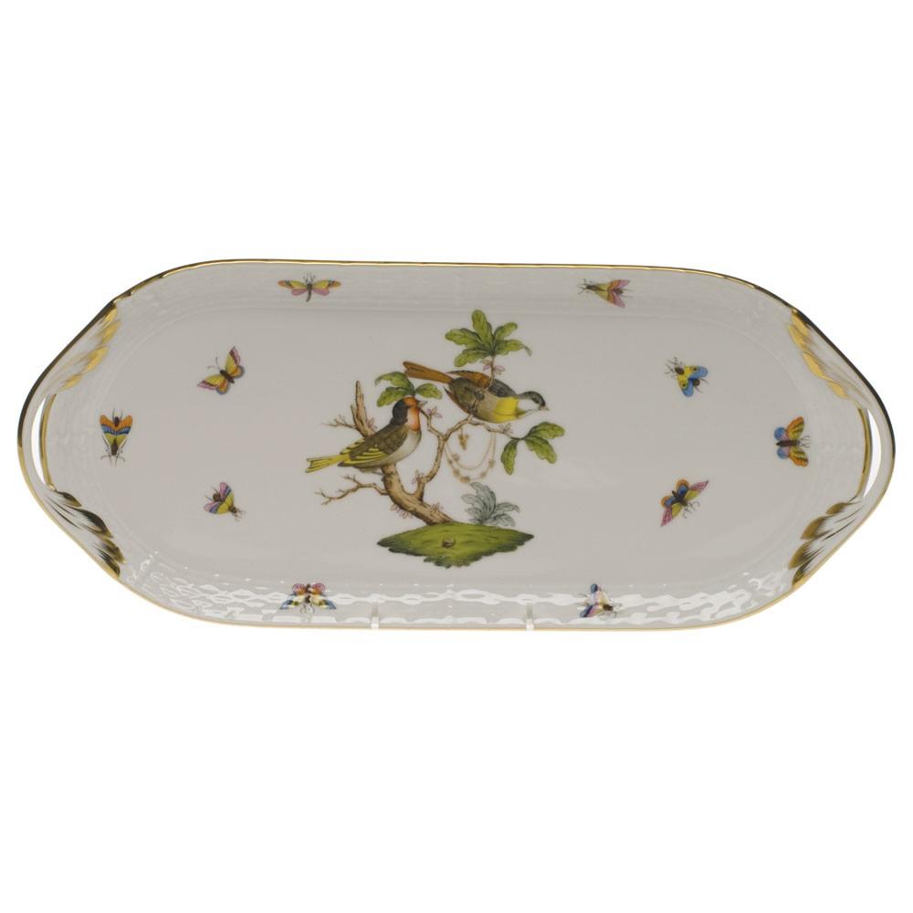 Sandwich tray - Rothschild Bird