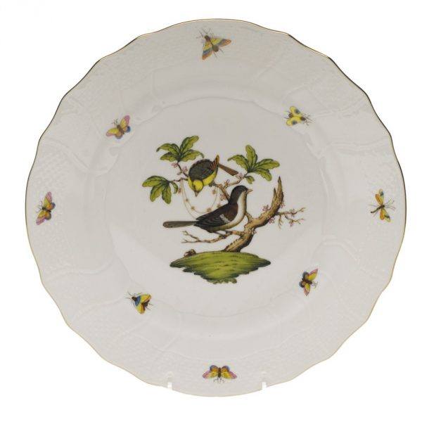 Dinner Plate - Rothschild Bird