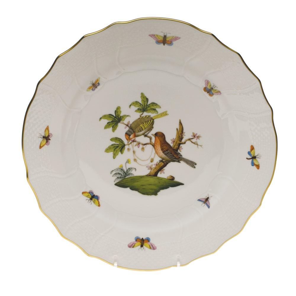 Dinner Plate - Rothschild Bird