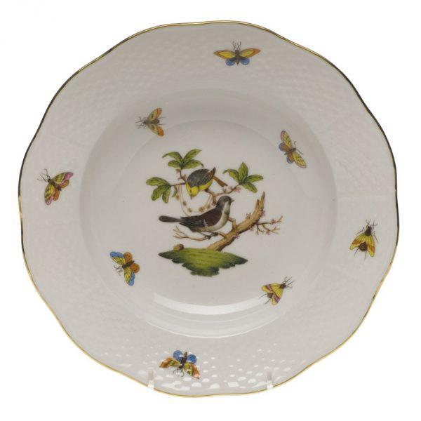 Soup Plate - Rothschild Bird